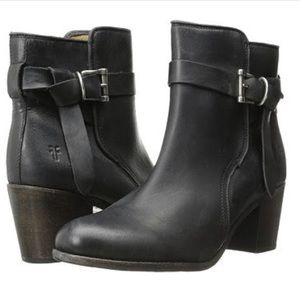 Frye Malorie Knotted Short Boot